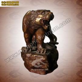 Tượng hổ - Thế đứng Cao Sơn Viễn Vọng