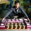 Trống đồng 12cm - Trống Đồng Việt Nam - Quà tặng mỹ nghệ cao cấp