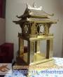Tượng đồng Khuê Văn Các, cao 40cm, quà tặng đối tác, quà tặng lưu niệm