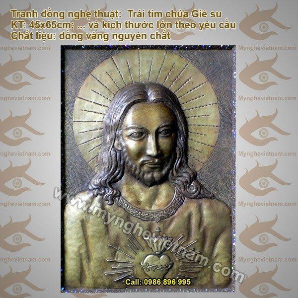 Tượng, tranh chúa Jesus