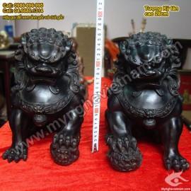 Kỳ Lân sư tử Phong Thủy, Nghê Phong thủy cao 30cm