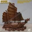 Thuyền vàng, thuyền chở tiền, thuyền tiền, thuyền phong thủy, thuyền buồm xuôi gió, nhất định thuận lợi