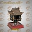 Tượng đồng Chùa Một Cột Hà Nội - Quà tặng 1000 năm Thăng Long