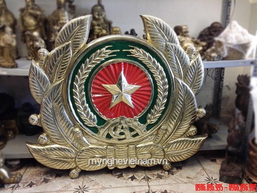 quốc huy đúc bằng đồng mỹ nghệ cao cấp