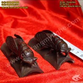 Ve Sầu, Vật phẩm phong thủy, đồ phong thủy, một biểu tượng mạnh mẽ trong phong thủy