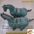 Ngựa Cống Phẩm, Ngựa Cúng tiến, Ngựa Phong thủy, Ngựa Thờ, Đôi ngựa bằng đồng, vật phẩm phong thủy, vật phẩm thờ cúng