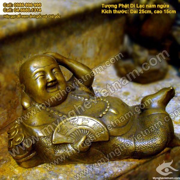 Tượng Phật Di Lạc nằm, Tượng Phật Di Lạc, tượng thờ cúng0