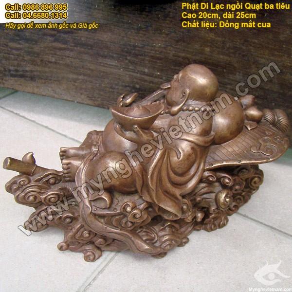 Tượng Phật Di Lạc ngồi Quạt Ba Tiêu, Tượng Phật Di Lạc, tượng thờ cúng