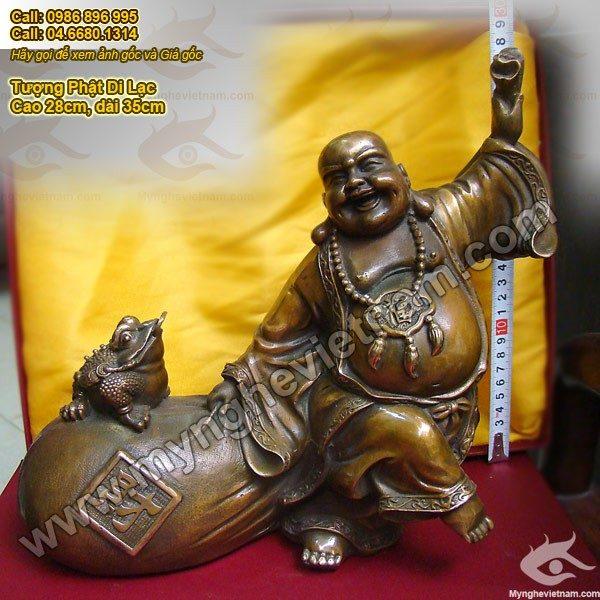Tượng Phật Di Lạc Kéo Tiền, Di lặc Thiềm Thừ, Tượng Phật Di Lạc, tượng thờ cúng