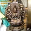 Phật bà nghìn mắt nghìn tay, Phật Bà thiên thủ thiên nhãn, tượng bằng đồng