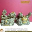 Rồng cuộn hũ tiền, Tượng Rồng, Rồng Phong thủy, vật phẩm phong thủy, tượng đồng phong thủy