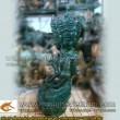 Tượng Phật Ba mặt Tây tạng cao 50cm