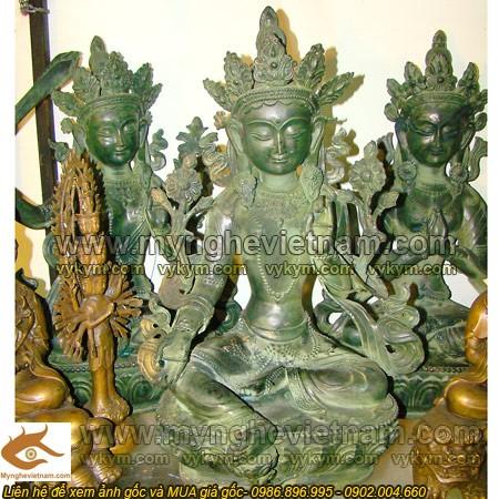 Phật bà bắt quyết, phật mật tông, tara