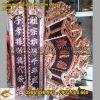 Cuốn Thư, Hoành Phi, Câu đối: Đức Lưu Quang, chạm đồng, bằng đồng đỏ
