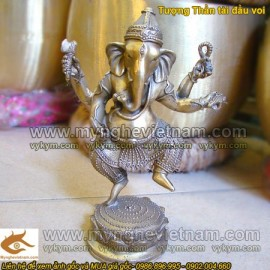 Tượng đầu voi,tượng đứng,Tượng thần tài, tượng thần tài mật tông, tara
