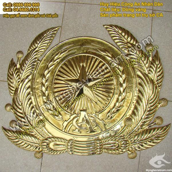 Chế tác, Đúc, huy hiệu các ngành,logo các công ty,trang trí phòng họp,tòa nhà,ủy ban,doanh trại quân đội,tòa nhà công an