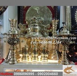 Đỉnh thờ cúng đồng vàng, đỉnh đồng nguyên chất, đỉnh hoa sòi, đỉnh thờ Việt Nam