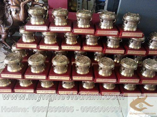 Cung cấp quà tặng trống đồng, trống đồng đúc theo mẫu cổ, quà tặng văn hóa Việt Nam
