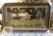 Quà tặng lưu niệm, tranh đồng, tranh trống đồng, tranh khuê văn các, văn miếu,chùa 1 cột