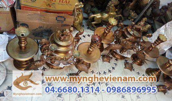 Nơi bán các đỉnh đồng thờ cúng Việt Nam,đỉnh đồng nguyên chất, không có đỉnh thờ Đài Loan