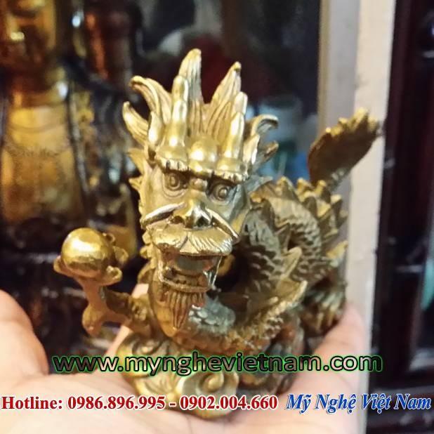 Tượng rồng phong thủy, tượng để bàn lưu niệm