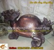 Rùa đầu rồng dài 50cm, long quy phong thủy bằng đồng