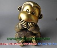 tượng khỉ đồng tứ không, bộ tượng tứ đại giai không