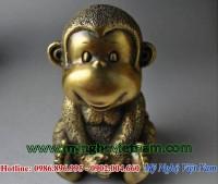 tượng khỉ đồng tứ không, bộ tượng tứ đại giai không 1