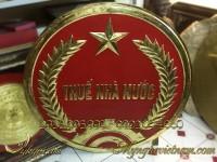 huy hiệu thuế nhà nước, logo đồng chi cục thuế nhà nước 1