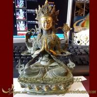 tượng quan âm bồ tát mật tông tây tạng