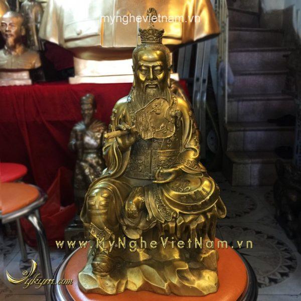 tượng thái thượng lão quân cao 40cm