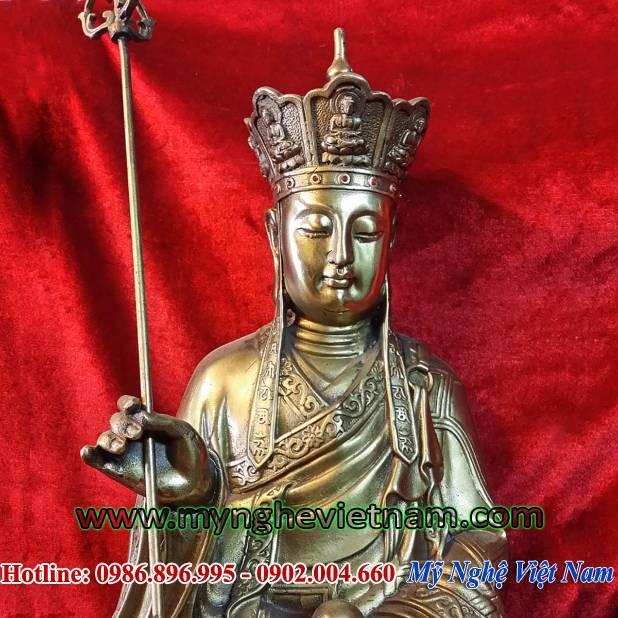 tượng địa tạng vương bồ tát cao 50cm