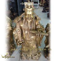 tượng tam đa phúc lộc thọ cao 45cm